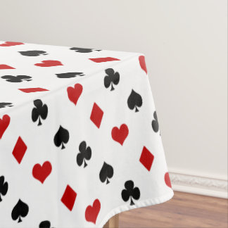 Poker Theme | Playing Card Theme Tablecloth