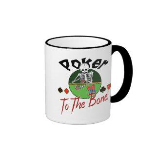 Poker To The Bone! Coffee Mug