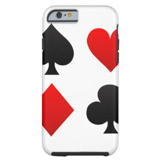 poker tough iPhone 6 case