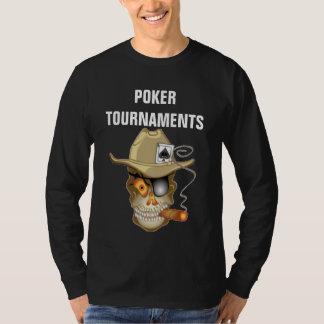 POKER TOURNAMENTS T SHIRTS