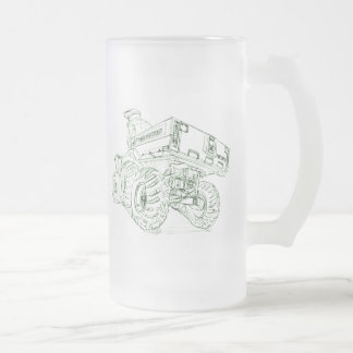 Pol Sportsman 800 6x6 2009+ Coffee Mug