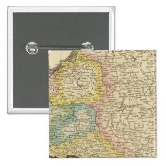 Poland 10 15 cm square badge