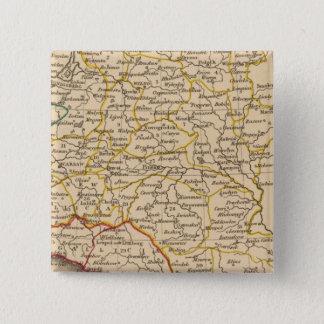 Poland, 1772 15 cm square badge