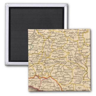 Poland, 1772 magnet