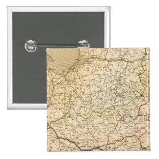 Poland 2 15 cm square badge