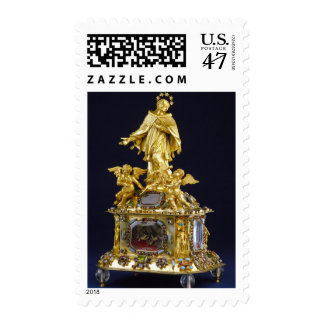 Poland 2 stamp