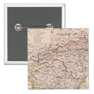 Poland 3 15 cm square badge