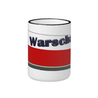 Poland 3D+H Coffee Mugs