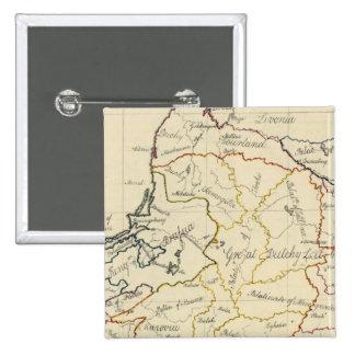 Poland 4 15 cm square badge