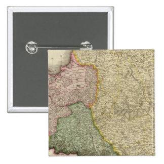 Poland 5 15 cm square badge