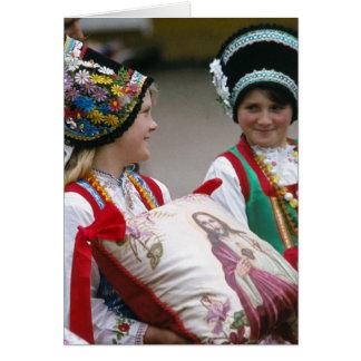 Poland 63 Card Love