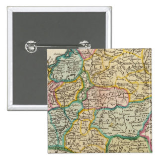 Poland 6 15 cm square badge