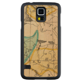 Poland 6 carved maple galaxy s5 case