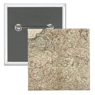Poland 8 15 cm square badge