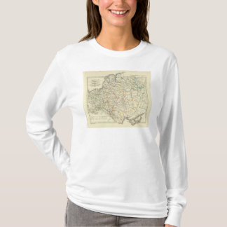 Poland and Lithuania 1125-1386 T-Shirt