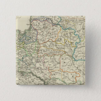 Poland and Lithuania 1386-1572 15 Cm Square Badge