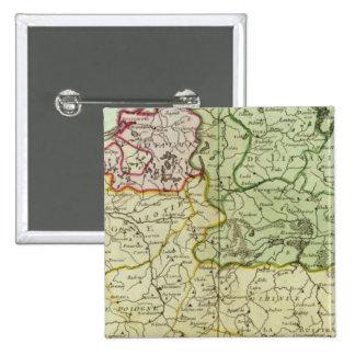 Poland and Lithuania 15 Cm Square Badge
