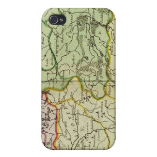 Poland and Lithuania iPhone 4 Cover
