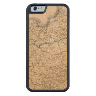 Poland and Russia Maple iPhone 6 Bumper Case