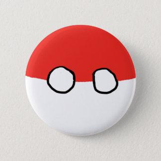 Poland Ball Button