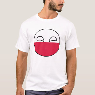 Poland Ball T-Shirt