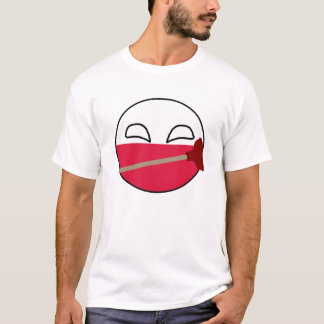 Poland Ball The Plumber T-Shirt