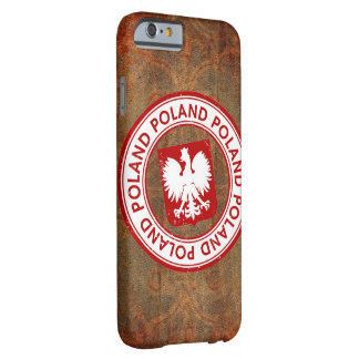Poland Barely There iPhone 6 Case