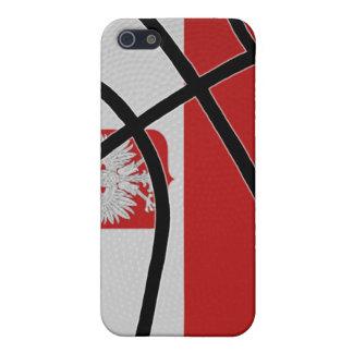 Poland Basketball iPhone 4 Case