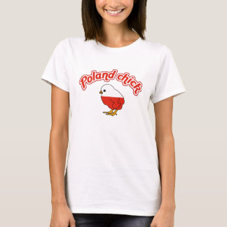 Poland chick T-Shirt