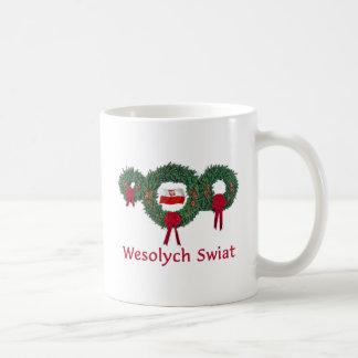Poland Christmas 2 Coffee Mug