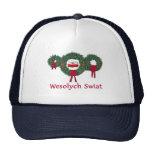 Poland Christmas 2 Hat