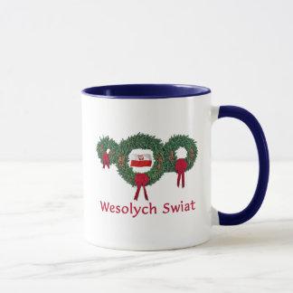 Poland Christmas 2 Mug