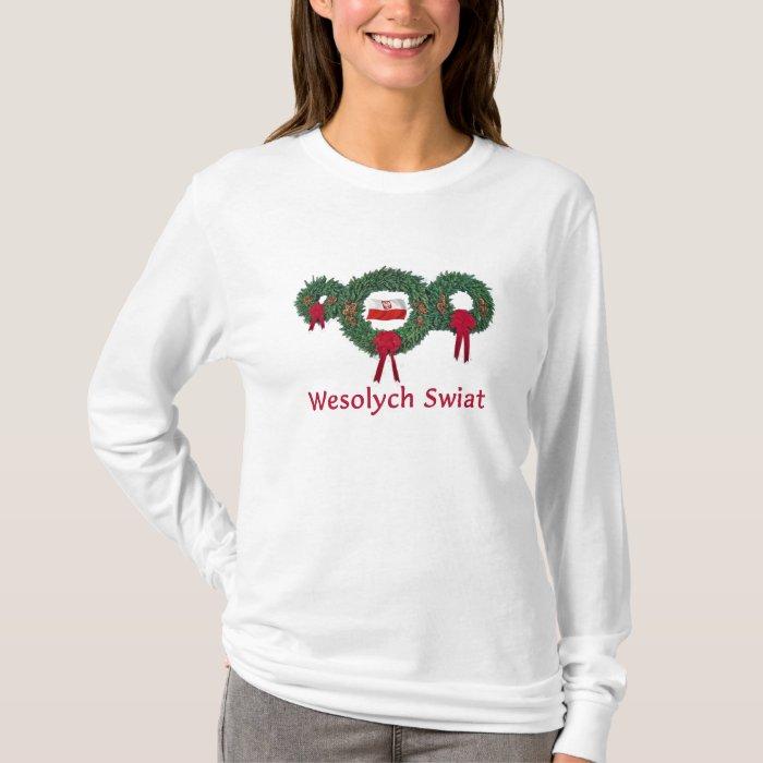 Poland Christmas 2 T-Shirt