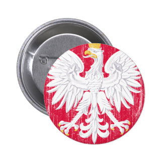 Poland Coat Of Arms Buttons