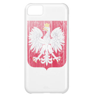 Poland Coat Of Arms Cover For iPhone 5C