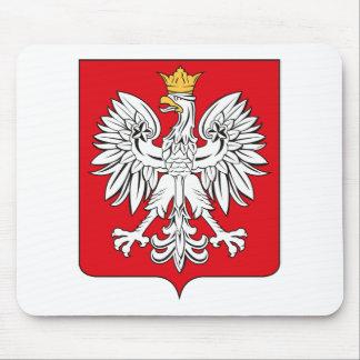 Poland Coat of Arms Mousepad