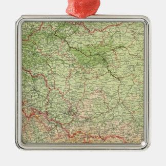 Poland & CzechoSlovakia Christmas Ornament