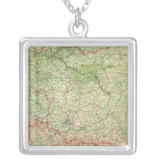 Poland & CzechoSlovakia Silver Plated Necklace