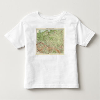 Poland & CzechoSlovakia Toddler T-Shirt
