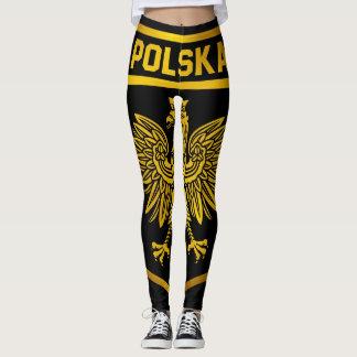 Poland Emblem Leggings
