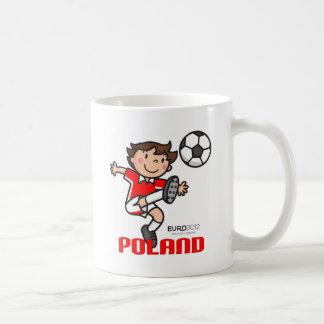 Poland - Euro 2012 Basic White Mug