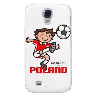 Poland - Euro 2012 Samsung Galaxy S4 Case