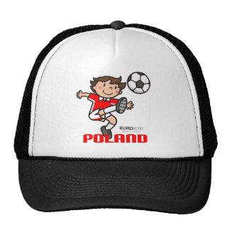 Poland - Euro 2012 Mesh Hat