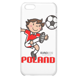Poland - Euro 2012 iPhone 5C Covers