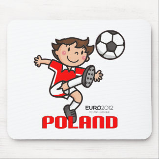 Poland - Euro 2012 Mouse Pads