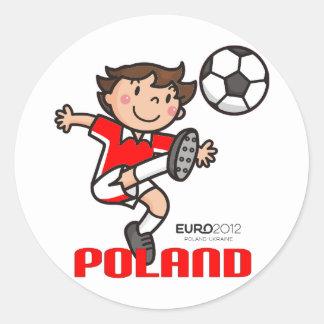 Poland - Euro 2012 Stickers