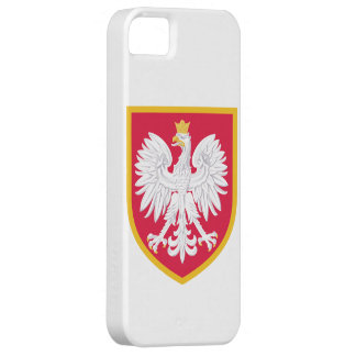 Poland Flag Barely There iPhone 5 Case