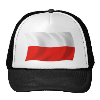 Poland Flag Hat