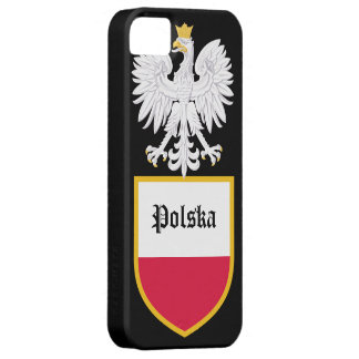 Poland Flag iPhone 5 Cases
