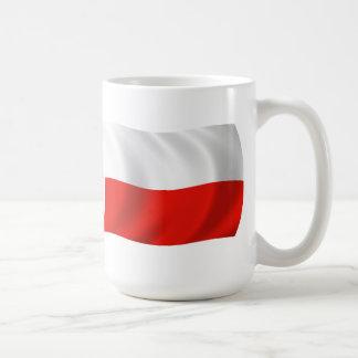 Poland Flag Mug